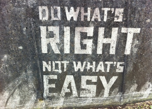 do what's right, not what's easy.Inspiration, Funny Pics, Easy, Fit Tips, Life Mottos, Random Thoughts, Families, Living, Pictures Quotes