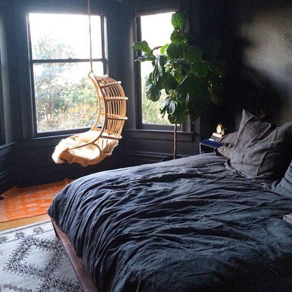 1000+ Ideas About Dark Cozy Bedroom On Pinterest
