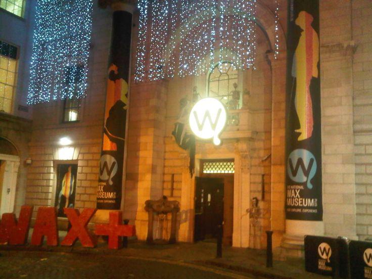 Wax Museum, Dublin, Ireland