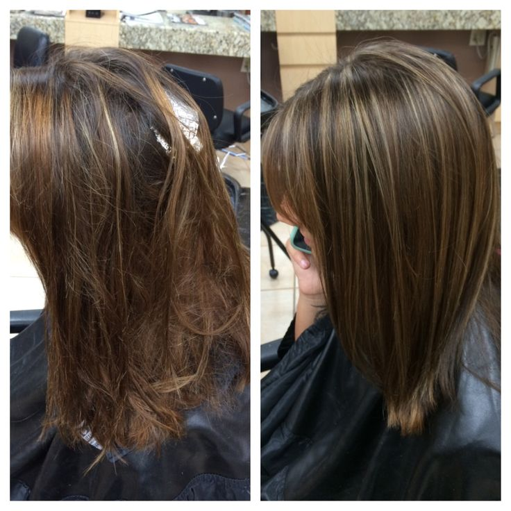 Olaplex Before And After Highlights Amp Lowlights