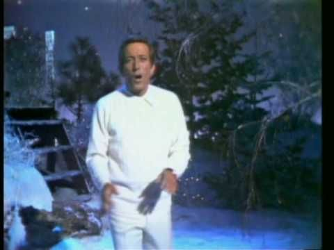 Vintage Christmas Songs ~ Andy Williams - O Holy Night