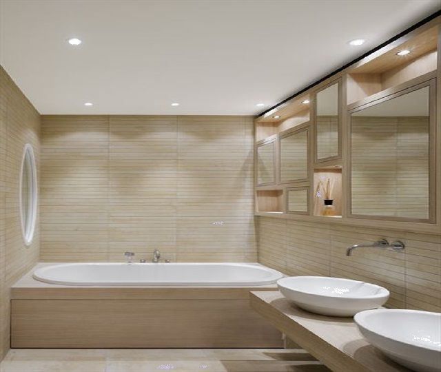 Small Bathroom Minimalist Design
