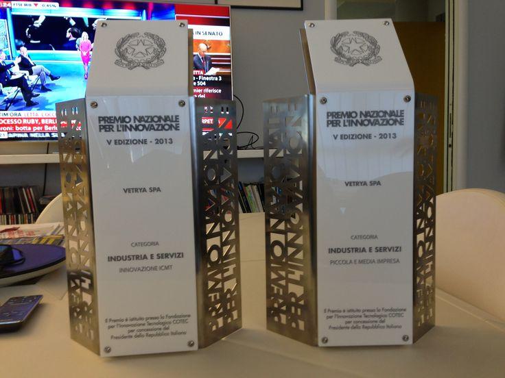 Due premi due motivazioni...