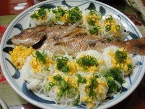 鯛麺(たいめん)