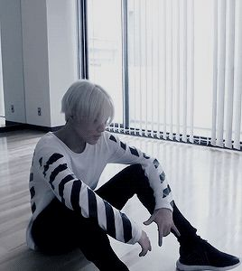 Taemin. I love all of this! His whole image here<3