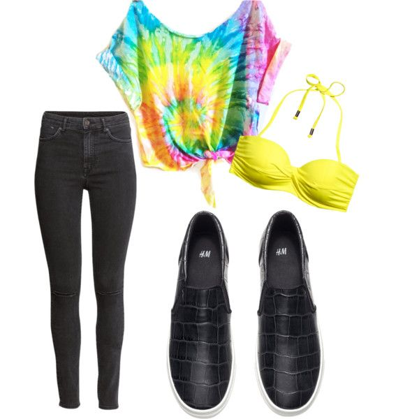 Summer by eline-storli on Polyvore featuring H&M