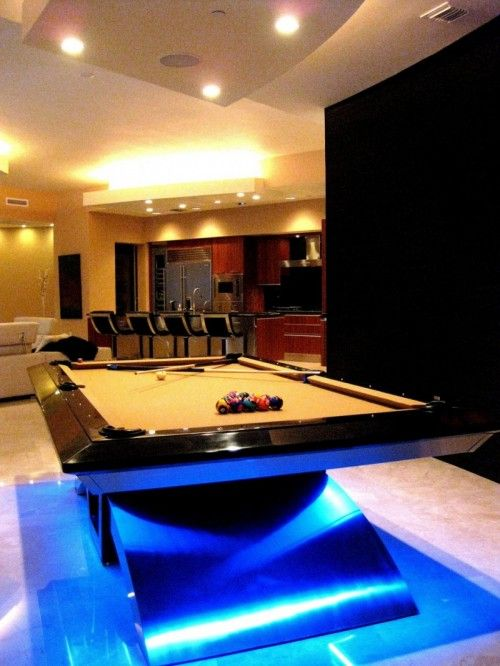 10 Billiard Room Decor Inspirations | Shelterness