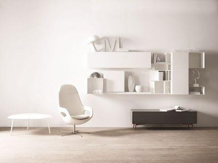 Aluminium Regal Mit Praktischem Design Lake Walls Haus Design Ideen ...