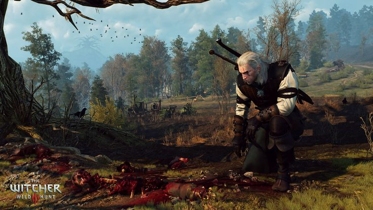 New TV Spot and Behind-the-Scenes Video for The Witcher 3: Wild Hunt