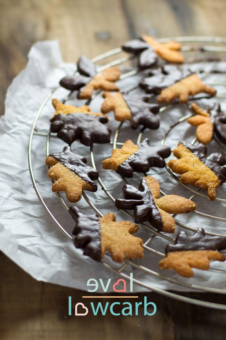 Low Carb Kekse mit Ahornsirup Geschmack #ketogen #lowcarb #lchf #primal #glutenfrei #kokosmehl
