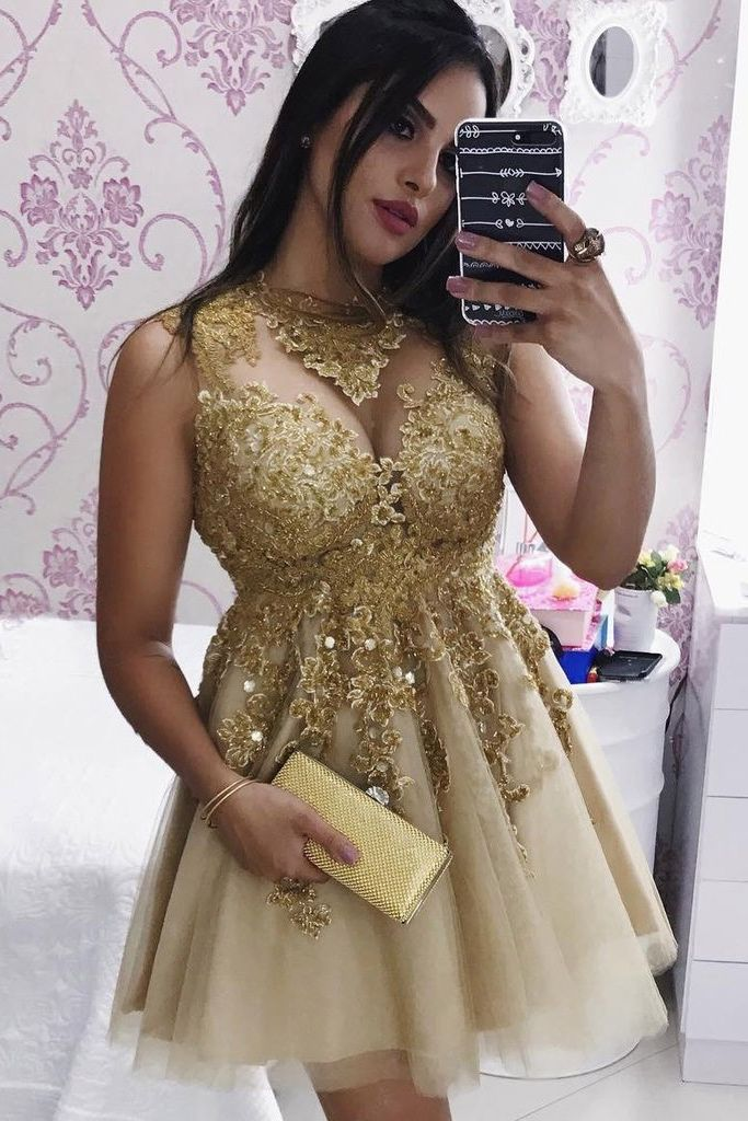 homecoming dresses 2017,  homecoming dresses short cheap, homecoming dresses short for juniors, homecoming dresses short  for teens, homecoming dresses short  freshman,homecoming dresses short  sparkly,homecoming dresses short with lace,homecoming dresses short  for plus size ,Gold  short homecoming dresses,#SIMIBridal #homecomingdresses