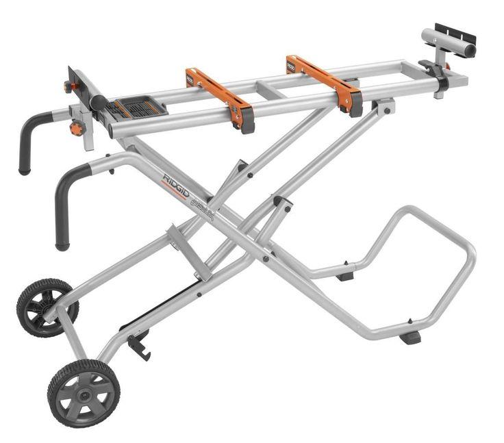 Ridgid Miter Stand Utility Vehicle