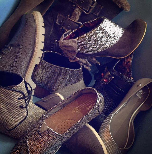 Grey is massive this winter, from metallic pewters and silvers to warm, soft tones. We have more than 25 styles so far this season in lots silhouettes and brands. #fashion #buy #eshoes #eshoesdirect #grey #seasonal #colours #pewter #ash #graphite #silver #shoes #boots #heels #irregularchoice #toms #toms #tomsuk #caterpillar #pixie #shoestagram #shoeoftheday #colne #lancashire #uk