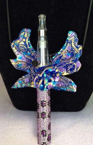 FREE Charm Fairy Vapor Vaporizer E Cig E Cigarette Accessory Jewelry Necklace