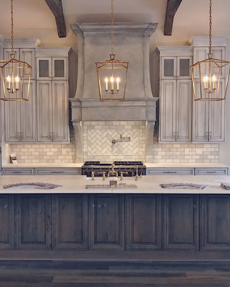 """5,438 Likes, 84 Comments - Troyer Builders (@troyerbuilders) on Instagram: """"The kitchen from one of our Parade homes."""""""