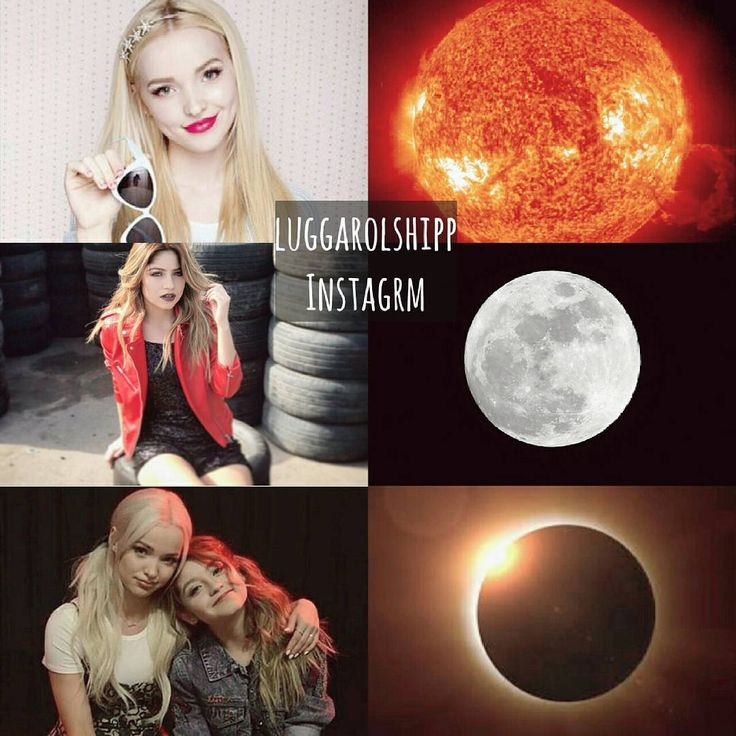 "1,139 Me gusta, 2 comentarios - ℒunα αnd ℳαtteo (@luggarolshipp) en Instagram: ""Tu eclipse y mi eclipse ... #KarolSevilla #RuggeroPasquarelli #Dovecameron #Luggarol #Lutteo…"""