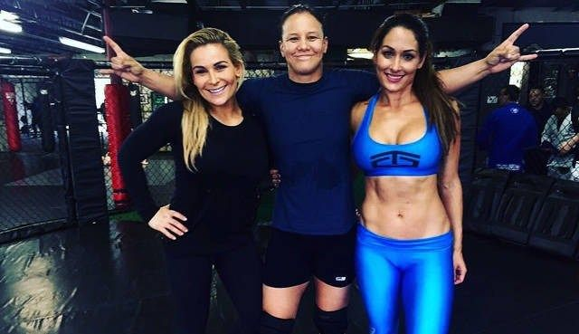 WWE Announces Former UFC Fighter Shayna Baszler Officially Starting At Performance Center!  ||   Earlier today, WWE officially announced on their website that the former UFC contender has started training at the WWE Performance in Orlando, Florida. Featured below is the complete article……