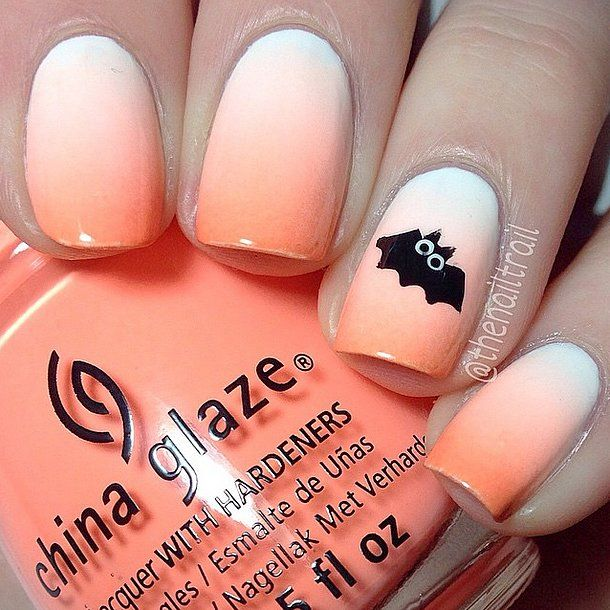 Going Batty: Source: Instagram user thenailtrail