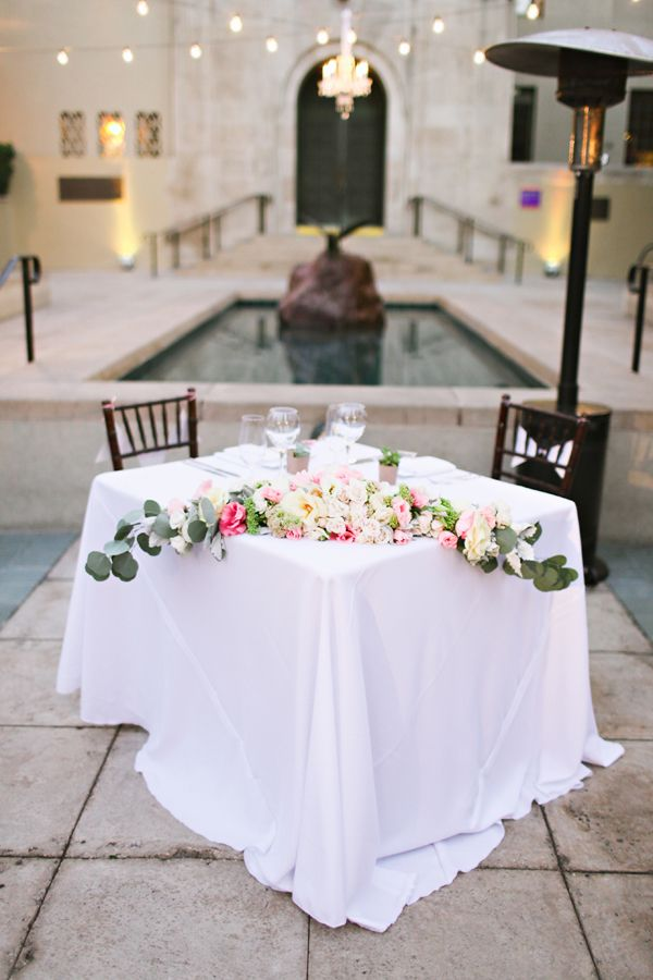 Bride Groom Wedding Table Ideas : Best images about sweet heart table ideas for bride