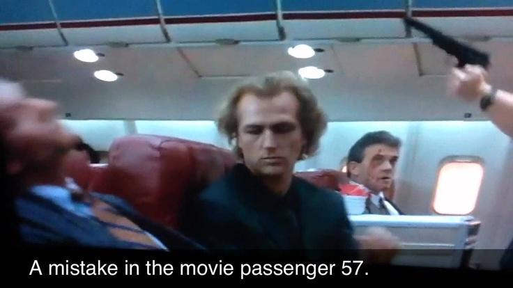 Movie Mistake: Passenger 57, via YouTube.