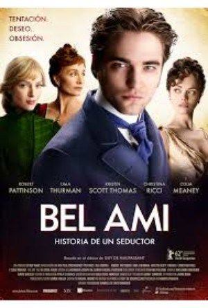 Watch Online Free Bel Ami Full Movie.A chronicle of a young man's rise to power in Paris via his manipulation of the city's most influential and wealthy women.