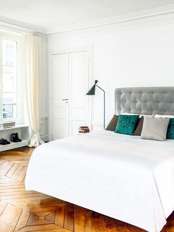 Het appartement van Hilary Swank in Parijs - Residence