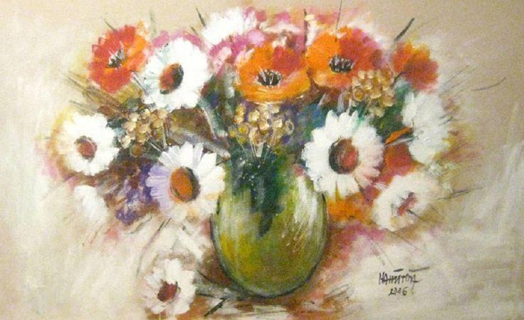 Váza kvetov