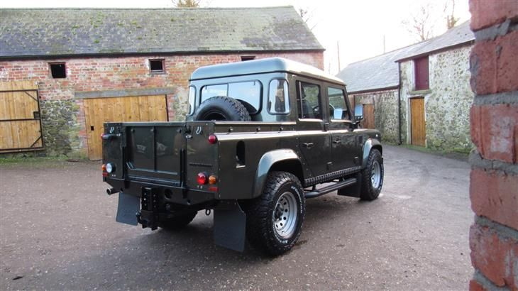 Used 2008 Land Rover Defender For Sale In County Antrim From