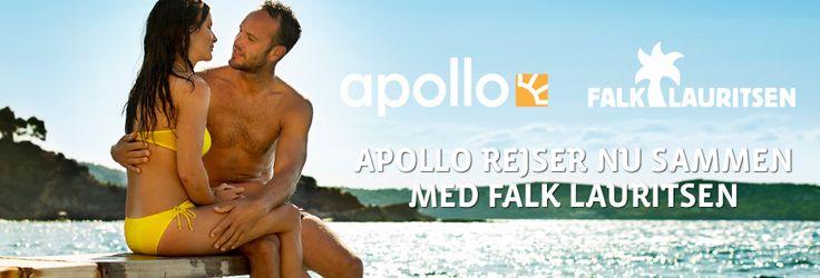 Apollo og Falk Lauritsen Rejser bliver til et nyt og bedre Apollo, og dermed Danmarks 3. største rejsebureau. Du kan læse mere her: www.apollorejser.dk/om-apollo/presse/falk-lauritsen-rejser-nu-med-apollo