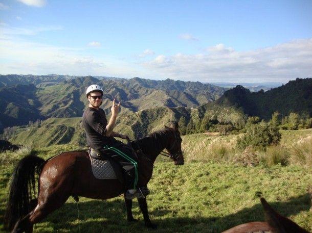 Horse Riding! Whakahoro