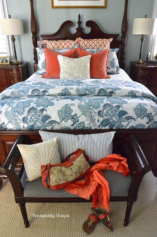 Master Bedroom for Summer-Housepitality Designs