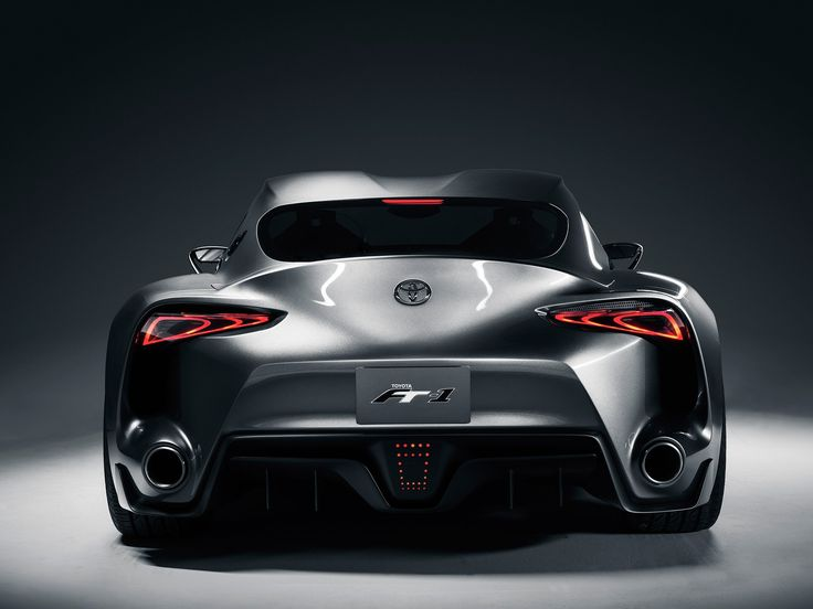 Best Toyota FT Images On Pinterest Cars Toyota Concept Car - Toyota ft1 price estimate
