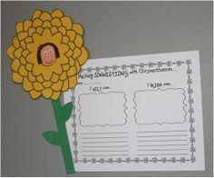 """Chrysanthemum"" activity - FREE Printable"