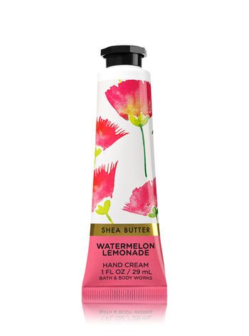 Watermelon Lemonade Hand Cream - Bath And Body Works