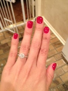 How to shellac/gel manicure your own nails like a professional... on the cheap.