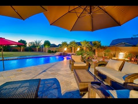 SOLD! 21932 E DUNCAN CT Queen Creek AZ 5 bedroom 3 bath home on nearly 1/2 acre