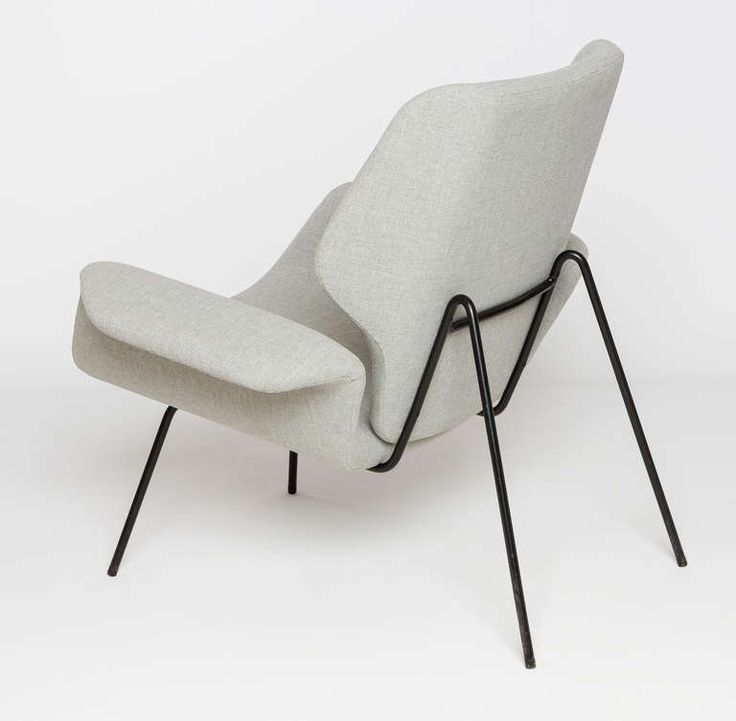 Alvin Lustig Lounge Chair image 6