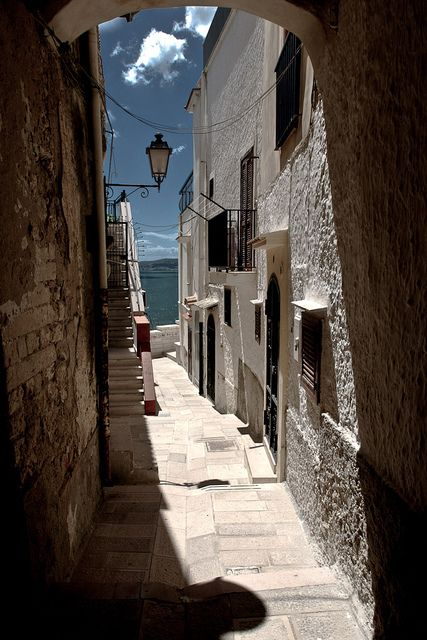 Vieste Puglia  Italy