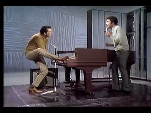 Tom Jones, Jerry Lee Lewis - Rockin´ Medley.. (1969) http://www.1502983.talkfusion.com/es/products