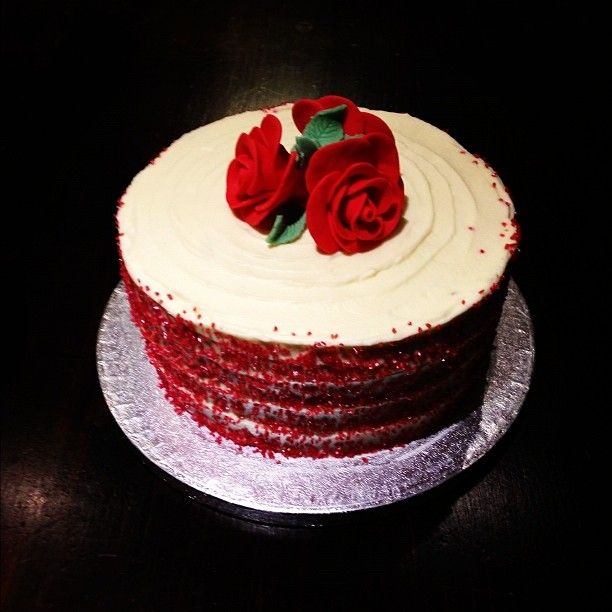 Red velvet - perfect for Valentines Day!