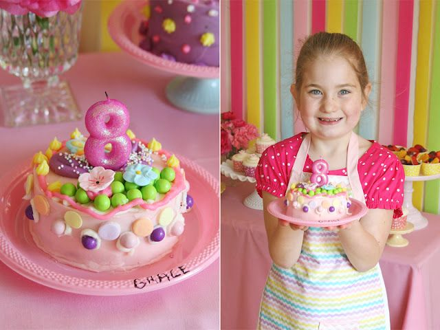 birthday party idea for a little girl: Cakes Parties, Birthday Girls Parties, Grace Cakes, Birthday Parties, Kids Cakes, Glorious Treats, Decor Parties, Cakes Decor, Parties Ideas