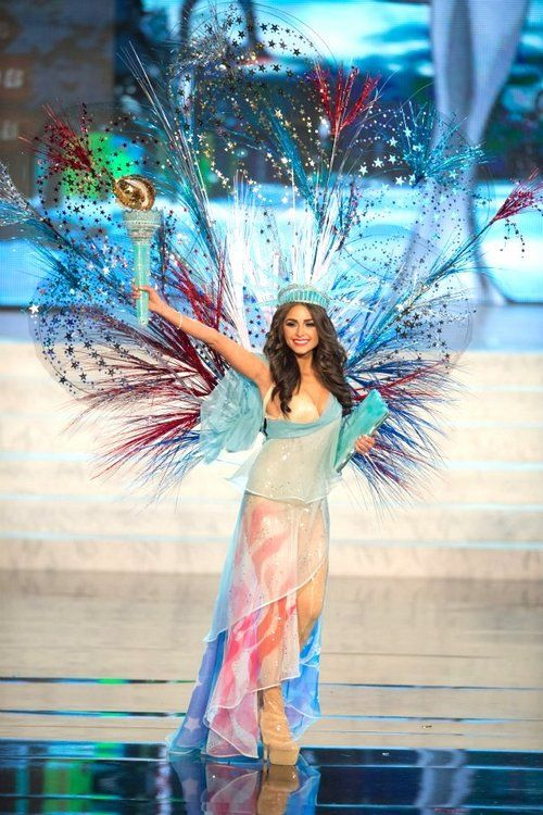 miss universe national costume 2012 part 1 at least last year ms america wasnt - Universe Halloween Costume