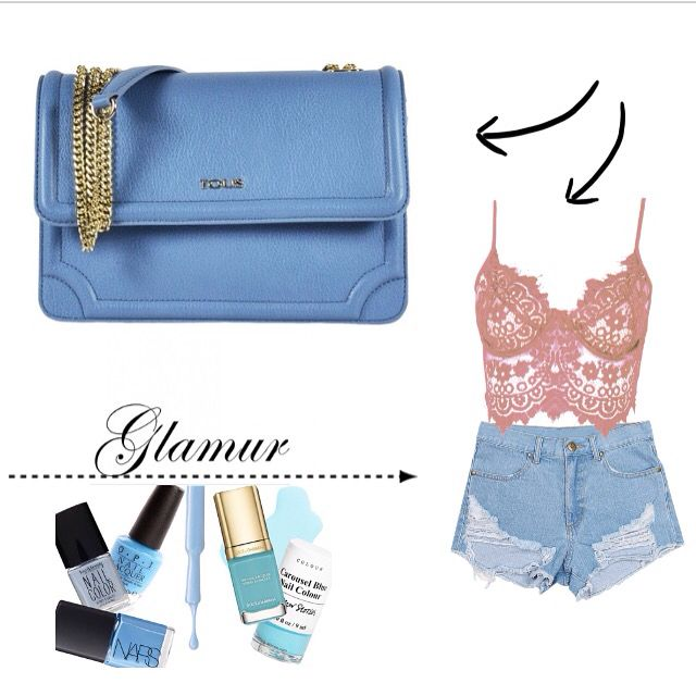 TOUS! Glamour, with glammy  Find it at glammy.pt, instagram and facebook ☺️
