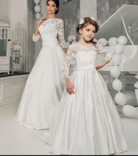 Formal Dresses For 12 Year Olds Flower Girl Dress Lace Flower Girl Dresses Girls Formal Dresses