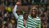Victor Wanyama & Giorgos Samaras (Celtic FC) | Celtic 2-1 FC Barcelona. 07.11.12.