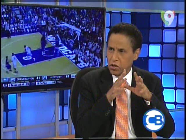 """Lo Últimas Noticias En El Mundo De Los Deportes Con Carlos Batista En """"Con Los Famosos"""" #Video"""