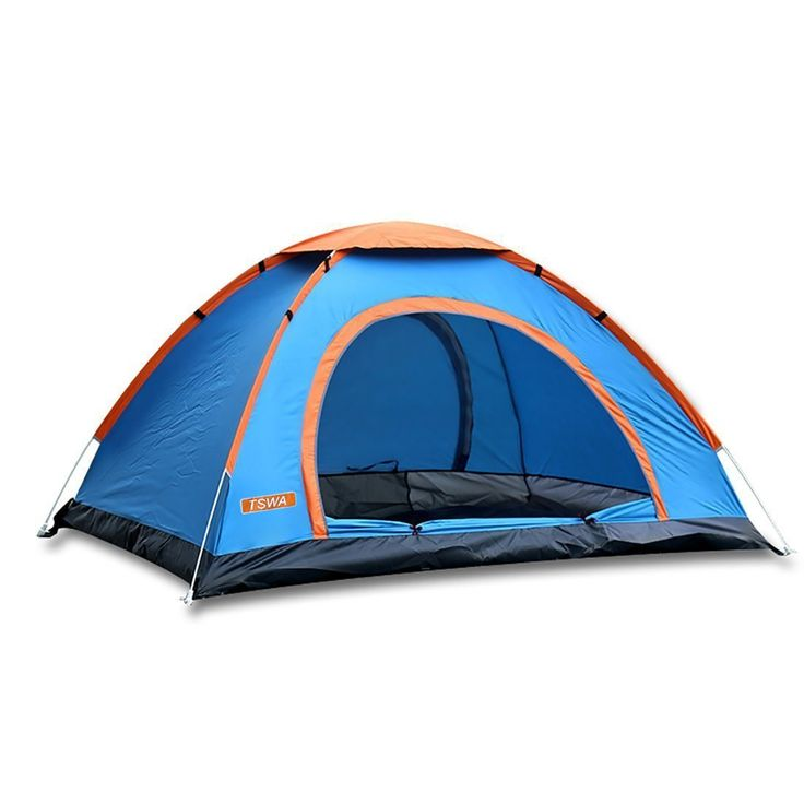 Pop Up Camping Tent by TSWA , Automatic