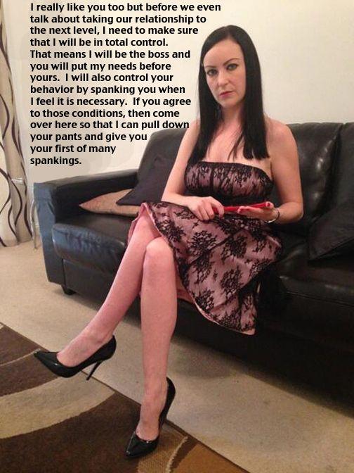 Spanking, Domination, Chastity  Mistress  Femdom -3733