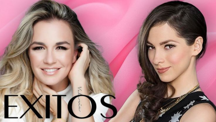 MARIA JOSE & PATY CANTU EXITOS