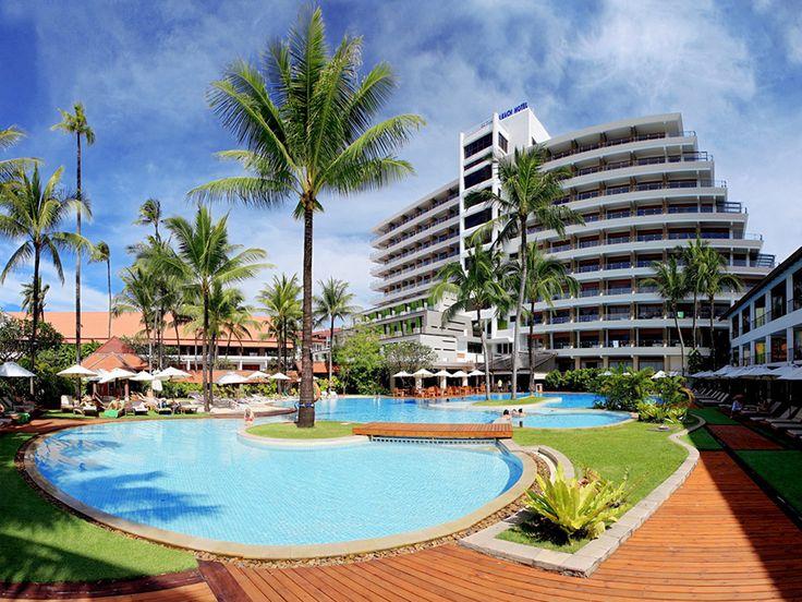 Patong Beach Hotel, Phuket